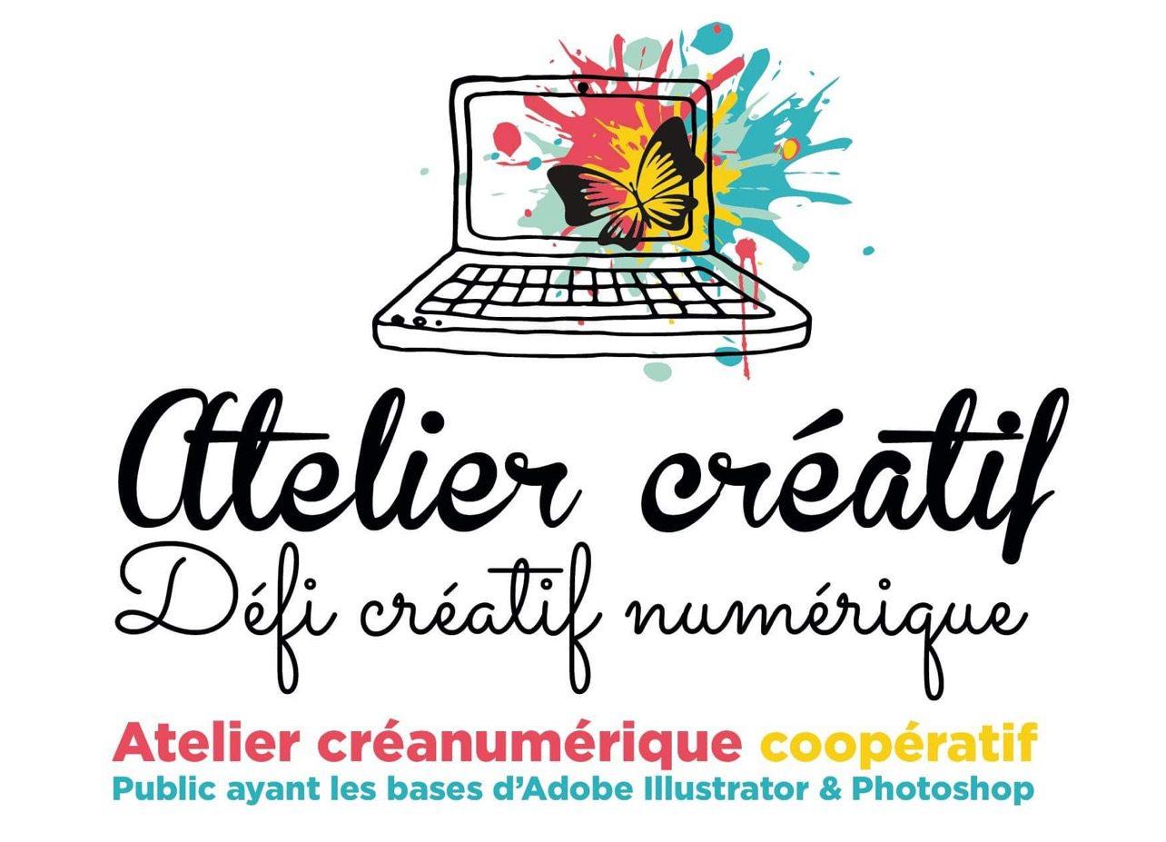 """Atelier """"défi créatif numérique"""""""