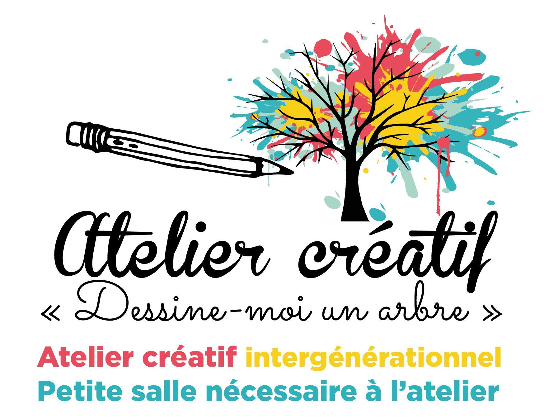 """Atelier creatif """"Dessine moi un arbre"""" : détente et liberté"""